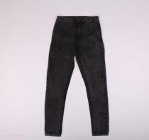 شلوار جینز کشی 13740 سایز 9 تا 14 سال کد 2 مارک HIGHWAST