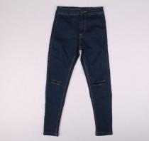 شلوار جینز کشی 13740 سایز 9 تا 14 سال کد 1 مارک HIGHWAST