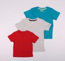 تی شرت پسرانه 13712 سایز 3 ماه تا 8 سال مارک JUNIORS