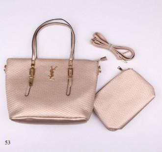 کیف دستی زنانه 2 تکه  13007