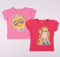تی شرت دخترانه 13654 سایز 2 تا 4 سال مارک young