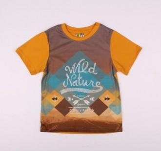 تی شرت پسرانه 13582 سایز 6 تا 14 سال مارک ORCHESTRA