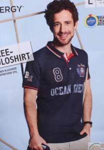تی شرت مردانه 13191 LIVERGY