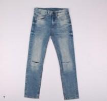 شلوار جینز پسرانه 13376 کد 3 سایز 9 تا 15 سال مارک H&M