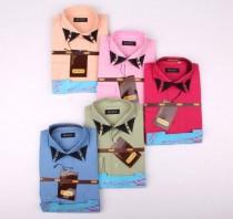 پیراهن مجلسی مردانه 13637 کد1 BRINCE