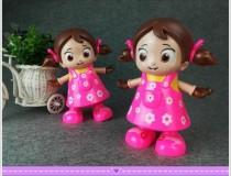 عروسک موزیکال و رقصنده کد 800307