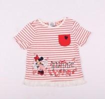 تی شرت دخترانه 13487 سایز 1.5 تا 5 سال مارک GEORGE
