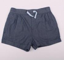 شورت جینز کاغذی دخترانه 13389 سایز 4 تا 8 سال مارک Carters