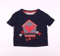 تی شرت دخترانه 13341 سایز 1/5 تا 6 سال George