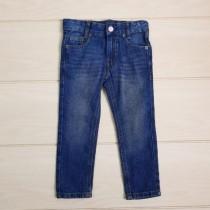شلوار جینز دخترانه 19994 سایز 3 تا 4 سال مارک TOPO LINO