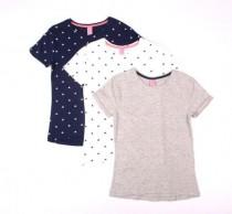تی شرت دخترانه 13222 سایز 6 تا 14 سال C&A