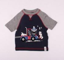 تی شرت پسرانه 13111  سایز 3 تا 36 ماه Cool