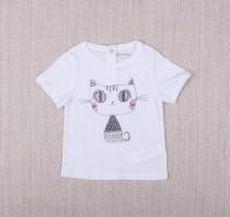 تی شرت دخترانه 13097 سایز 6 تا 18 ماه Orchestra