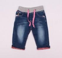 شلوارک جینز دخترانه 110216 سایز 2 تا 10  کد 1 مارک DENIM
