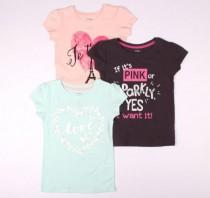 تی شرت دخترانه 13226 سایز 2 تا 6 سال George