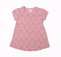 تی شرت دخترانه 13216 سایز 4 تا 12 سال TU