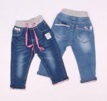 شلوار جینز دخترانه 110226 سایز 6 تا 36 کد1 مارک DENIM