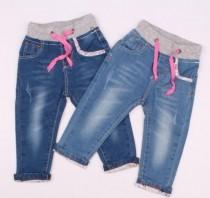 شلوار جینز دخترانه 110226 سایز 6 تا 36 کد3  مارک DENIM