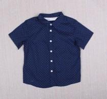 پیراهن پسرانه 11367 سایز 1.5 تا 10 سال مارک H&M