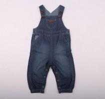 پیشبندار جینز پسرانه 12516 سایز بدوتولد تا 6 ماه مارک H&M