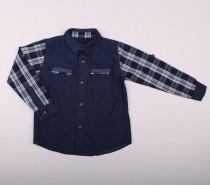 پیراهن جینز کاغذی 12509 مارک NEXT
