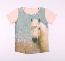 تی شرت دخترانه 13134 سایز 2 تا 7 سال  tomtailor