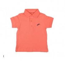 تی شرت یقه دار پسرانه 13139 C&A