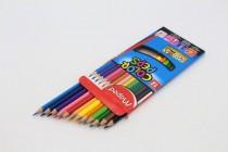 مداد رنگی12عددی جعبه مقوایی برند مپد کد17487