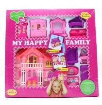 خانه باربی اسباب بازی کد 800141