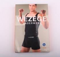 ست لباس زیر مردانه 12714 کد 1 مارک wezege