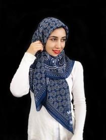 روسری حریر 12628