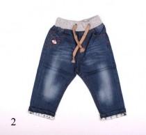 شلوار پسرانه جینز 110230 کد2 baby