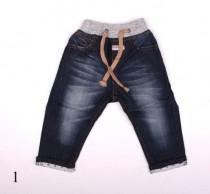 شلوار پسرانه جینز 110230 کد1 baby