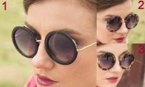 عینک آفتابی 12857 مدل 23535 cityvision
