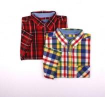 پیراهن سایز بزرگ مردانه 12893  CasuAL