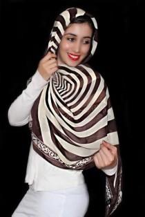 روسری حریر 12622