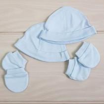 ست دو عددی کلاه و دستکش نوزادی 20241