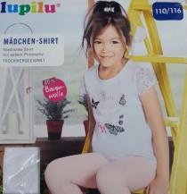 تی شرت دخترانه 20281 مارک LUPILU