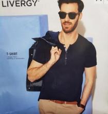 تی شرت مردانه 20280 مارک LIVERGY