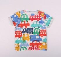 تی شرت پسرانه 13777 سایز 6 تا 18 ماه کد 1 مارک NEXT