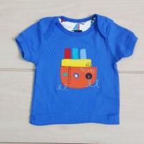 تی شرت پسرانه 20226 سایز 3 تا 24 ماه مارک  MOTHER CARE