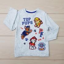 تی شرت پسرانه 20338 سایز 2 تا 6 سال مارک PAW