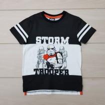 تی شرت پسرانه 20340 سایز 5 تا 14 سال مارک STARWARS
