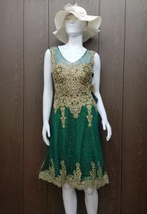 لباس مجلسی کوتاه 400292 کد 1