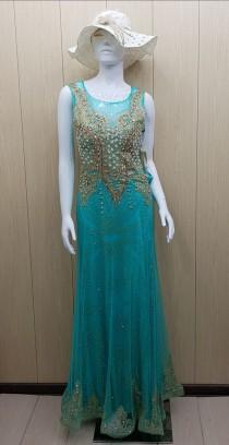 لباس مجلسی زنانه 400293 کد 2
