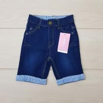 شلوارک جینز 20456 سایز 1.5 تا 8 سال مارک LC WALKIKI