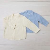 پیراهن پسرانه 20460 سایز 3 تا24 ماه مارک ZARA