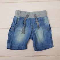 شلوارک جینز پسرانه 20432 سایز 18 ماه تا 4 سال مارک NEXT