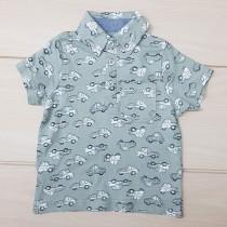 پیراهن پسرانه 20439 سایز 9 ماه تا 6 سال مارک PEPCO