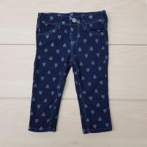 شلوار جینز دخترانه 20450 سایز 9 ماه تا 5 سال مارک GEEJAY